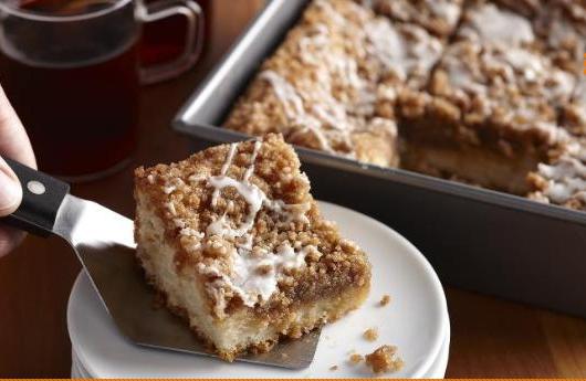 Easy Coffee Cake Recipe King Arthur: Gluten Free Recipes: Cinnamon Coffee Cake
