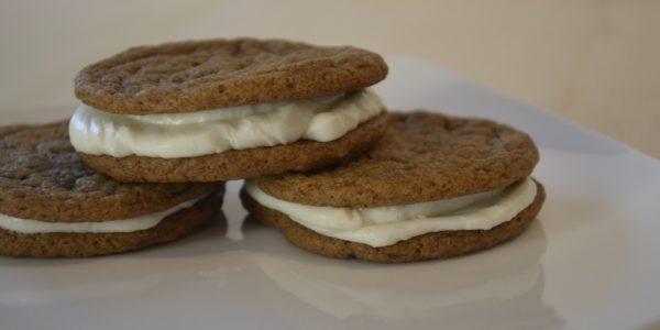 Gluten Free Cookies: Little Debbie Oatmeal Cream Pies — Your